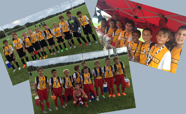 CLW U10b Ace the Kick-Off Classic