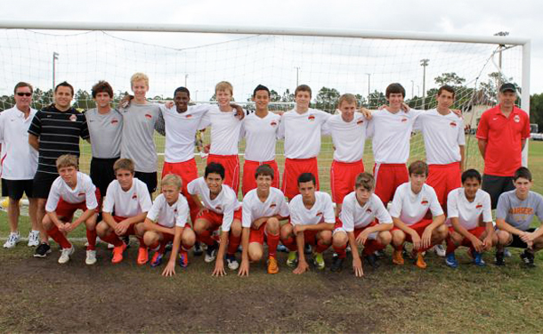 U16 Boys LWR Chargers succeed in State Cup! | Chargers ...