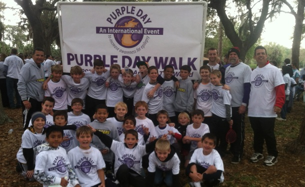 Clearwater Teams Walk for a Cause