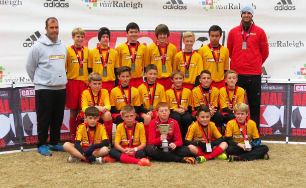 CLW U13b Select - CASL Finalists!!
