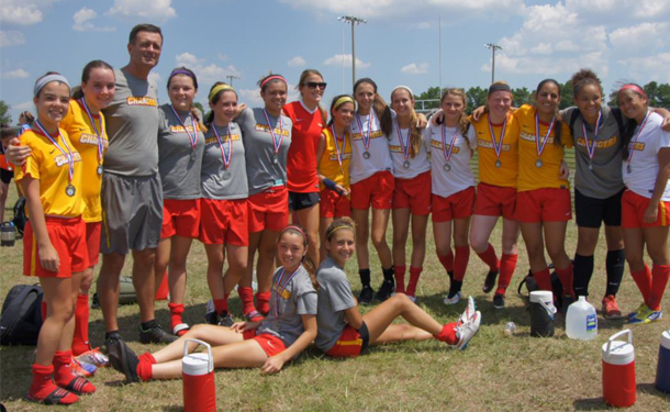 CLW CHARGERS U14 Girls Elite