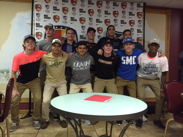 National Signing Day 2/3/16