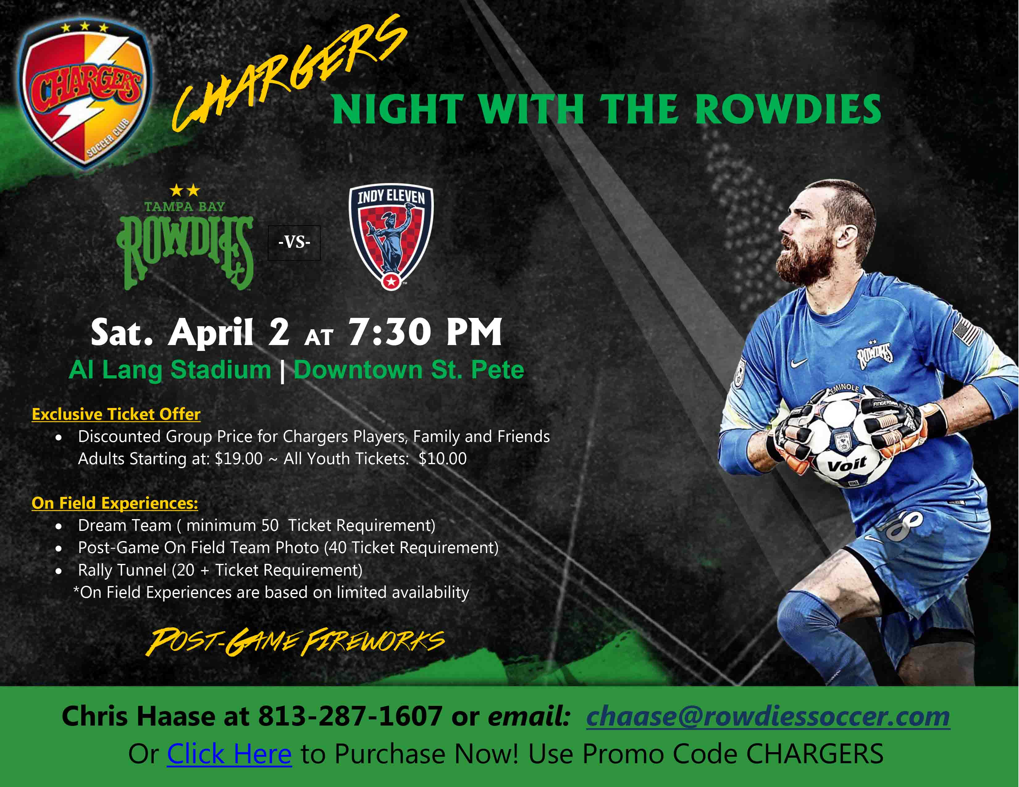 Rowdies Tickets