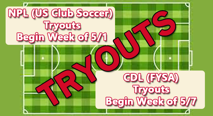 2018-19 Competitive Tryouts