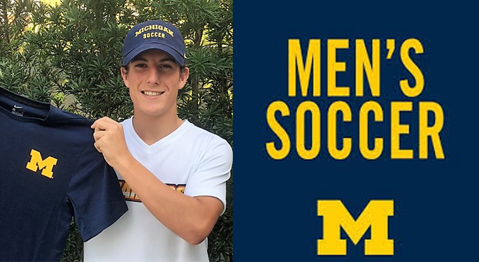 Harrison Pithers Commits to U-M