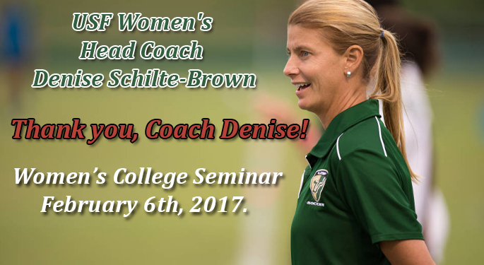 Women's Only College Seminar