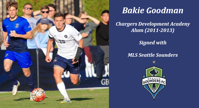 Bakie Goodman Signs with Seattle Sounders