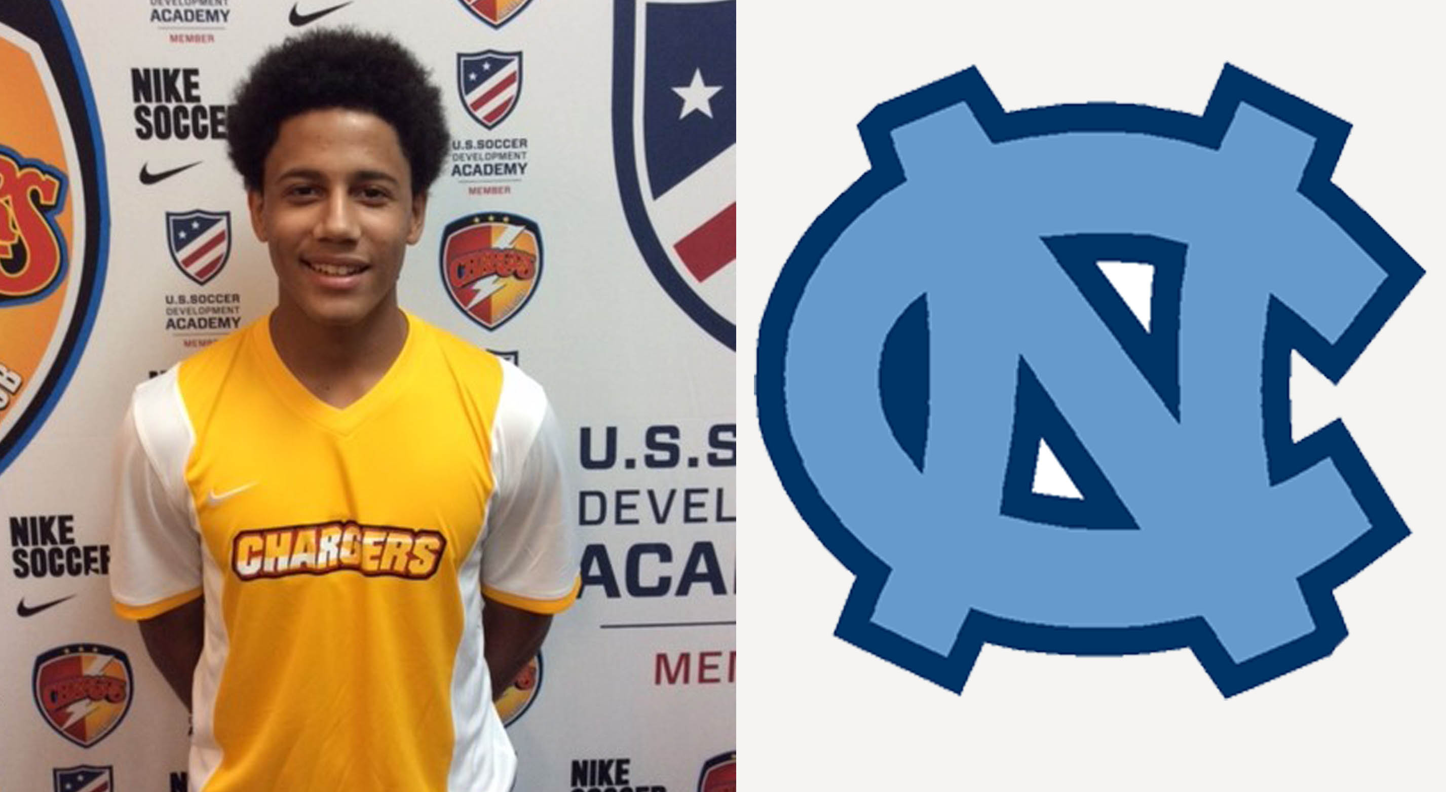 Ezrick Nicholls Commits to UNC Chapel Hill