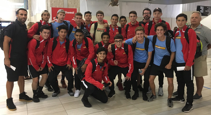 U-16b DA Heading to Indy for Showcase