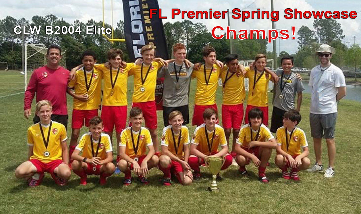 CLW B2004 Elite - Champs Spring Showcase