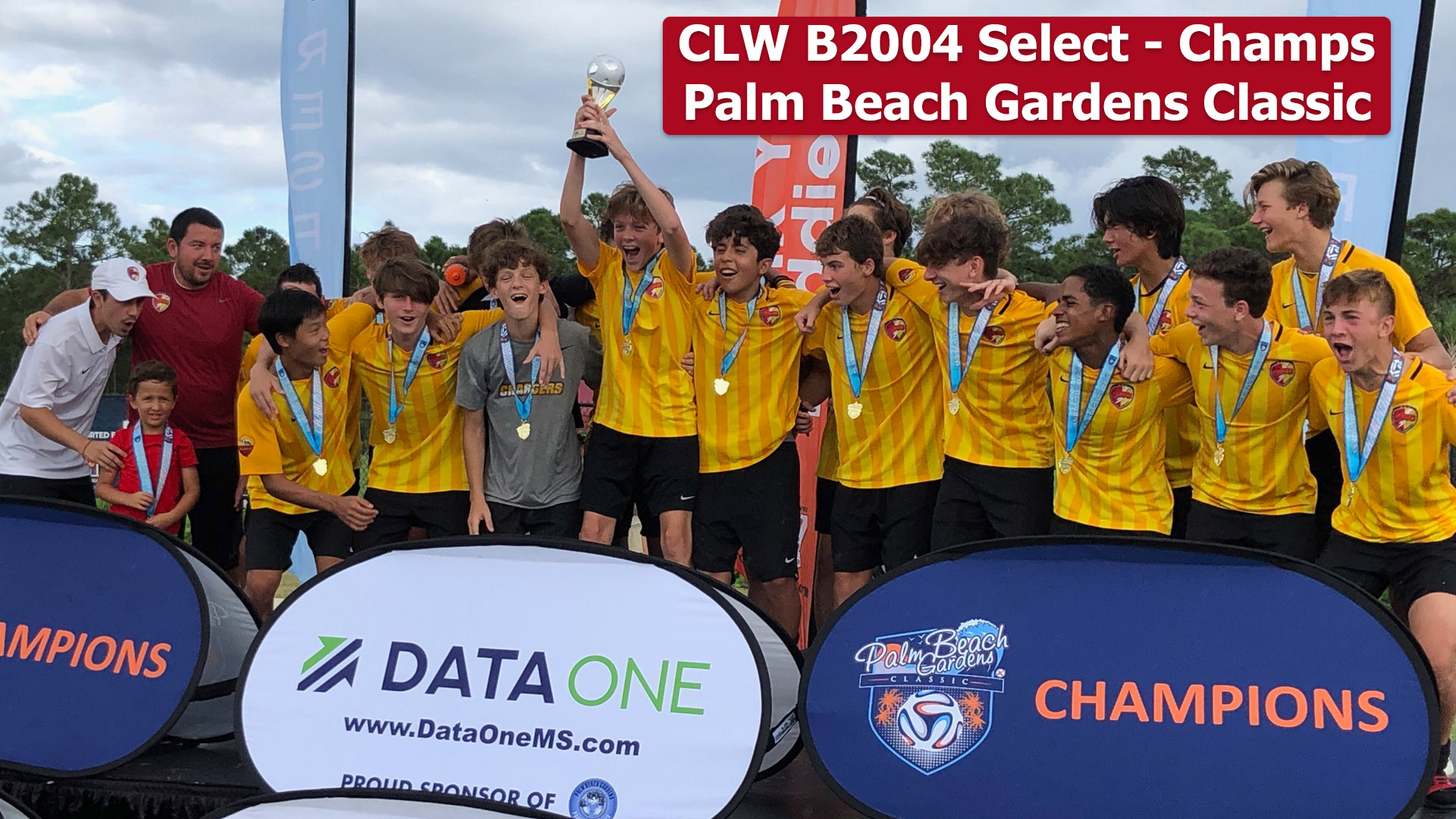 CLW B2004 Select - PBG Champs