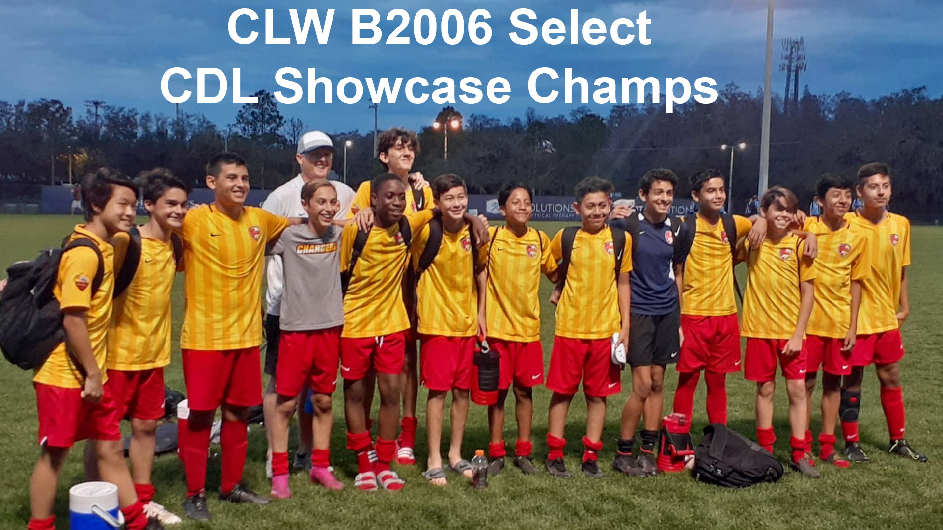 CLW B2006 Select CDL Showcase Champs