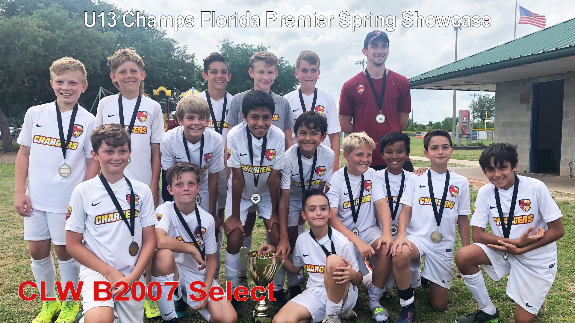 CLW B2007 Select - U13 Champs Spring Showcase