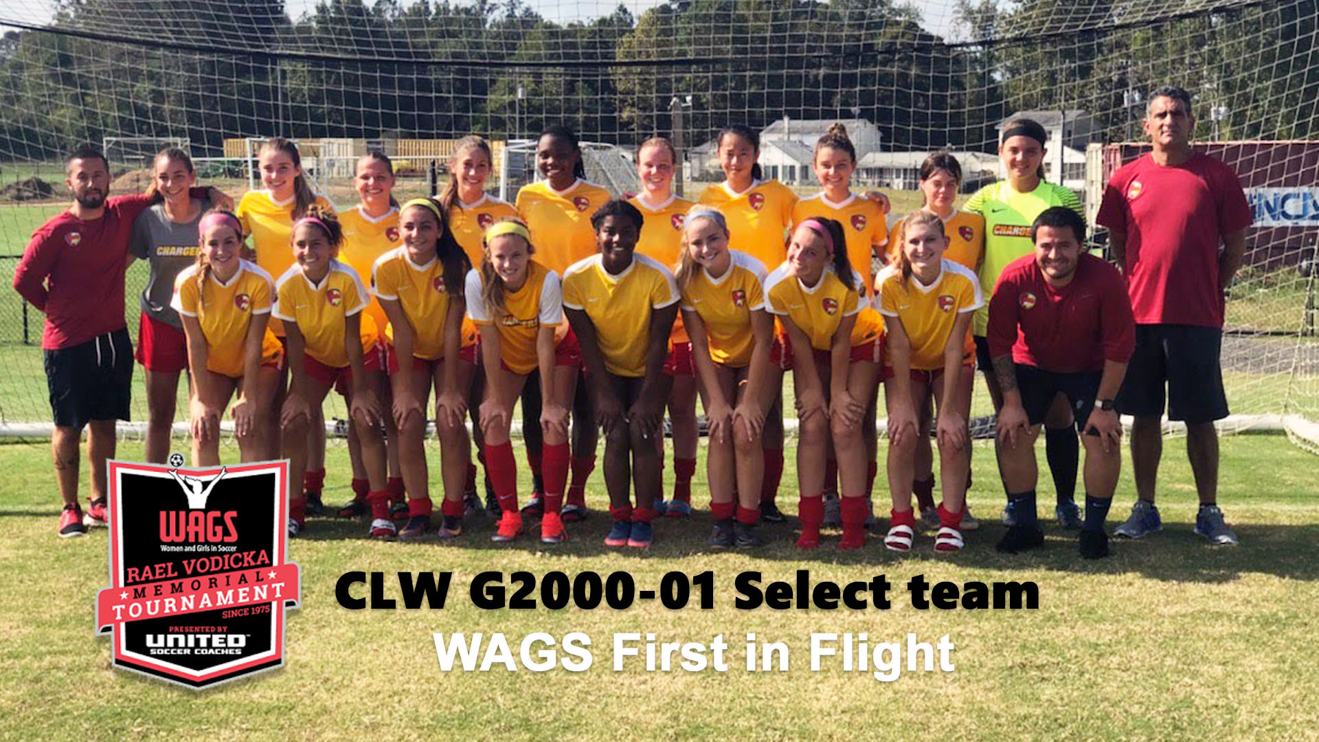 CLW G2000-01 WAGS Success!