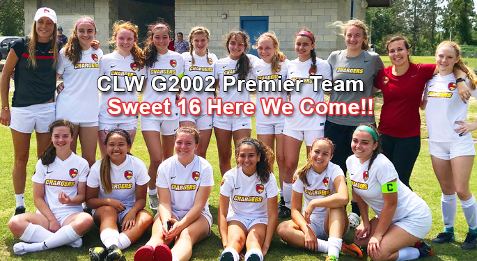 CLW G2002 Heading To Sweet 16