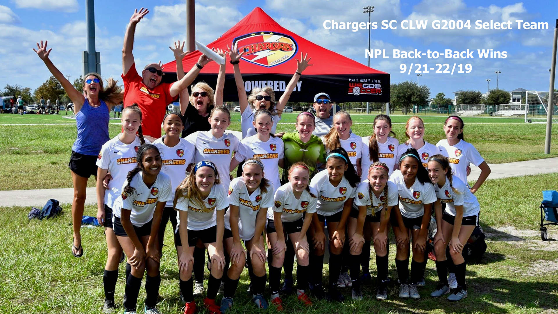 CLW G2004 - Great NPL Weekend!