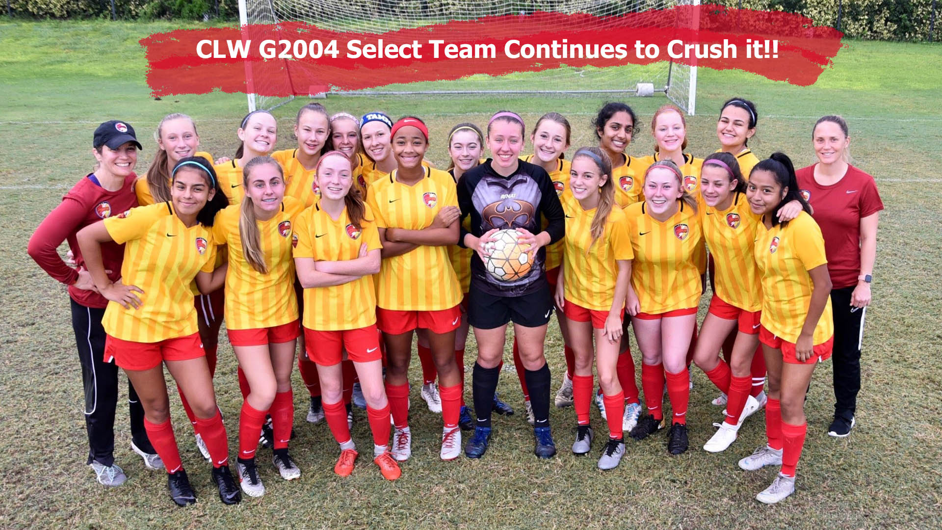 CLW G2004 Continue To Crush It!