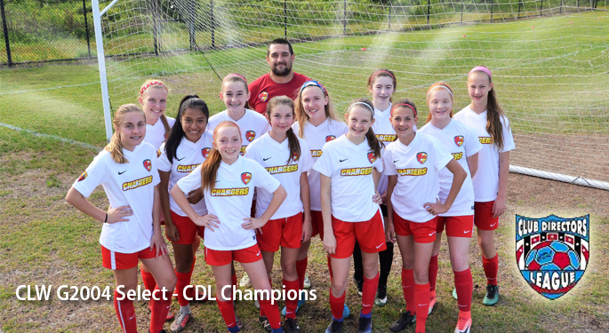 CLW G2004 CDL Champs