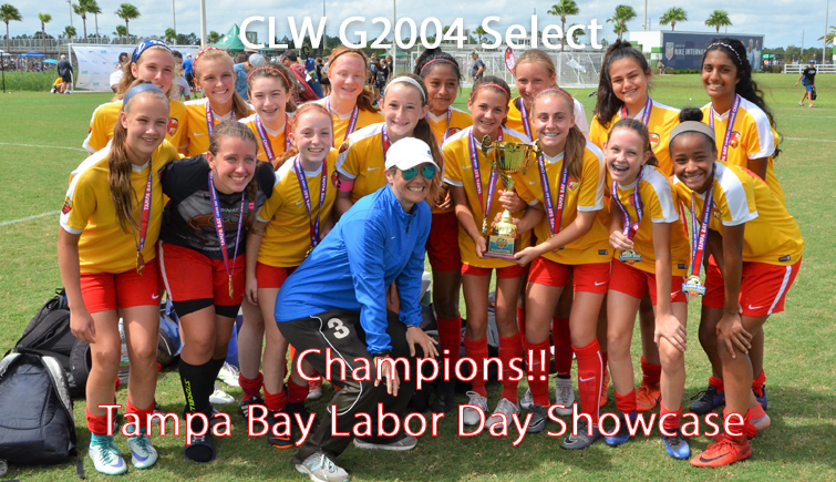 CLW G2004 Labor Day Champs