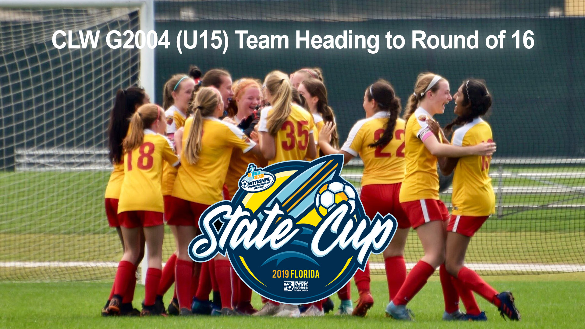 CLW G2004 State Cup Round of 16