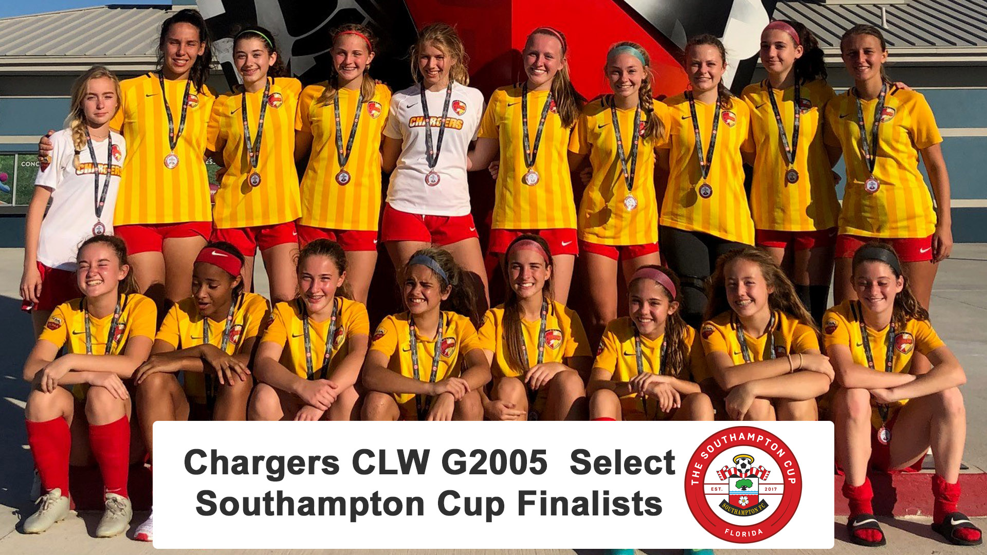 CLW G2005 Southampton Cup Finalists