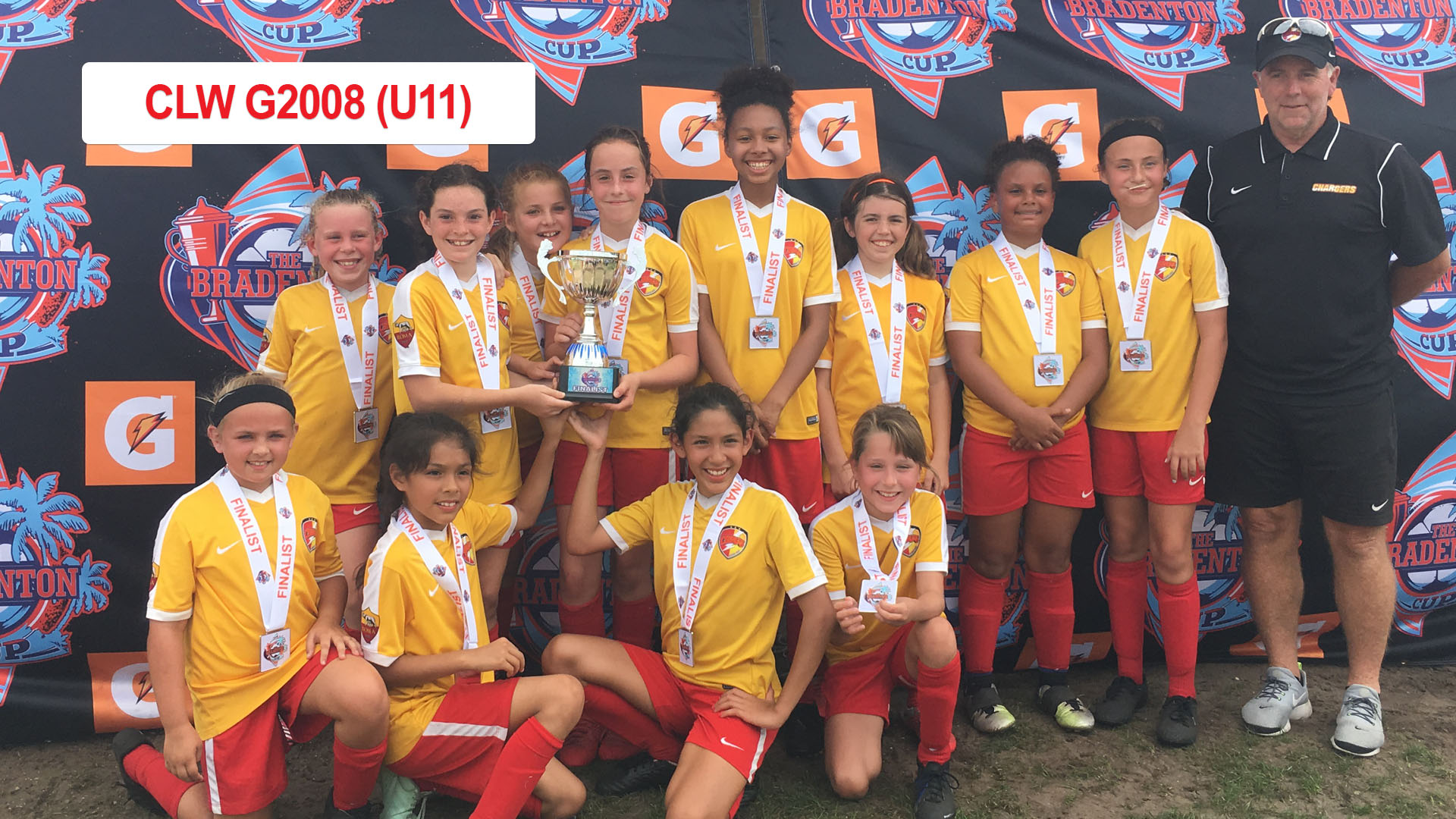 CLW G2008 Bradenton Cup Finalists