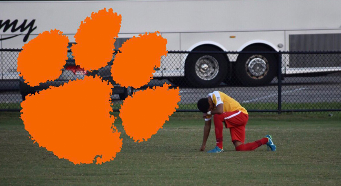 Nathan Harriel Commits to Clemson