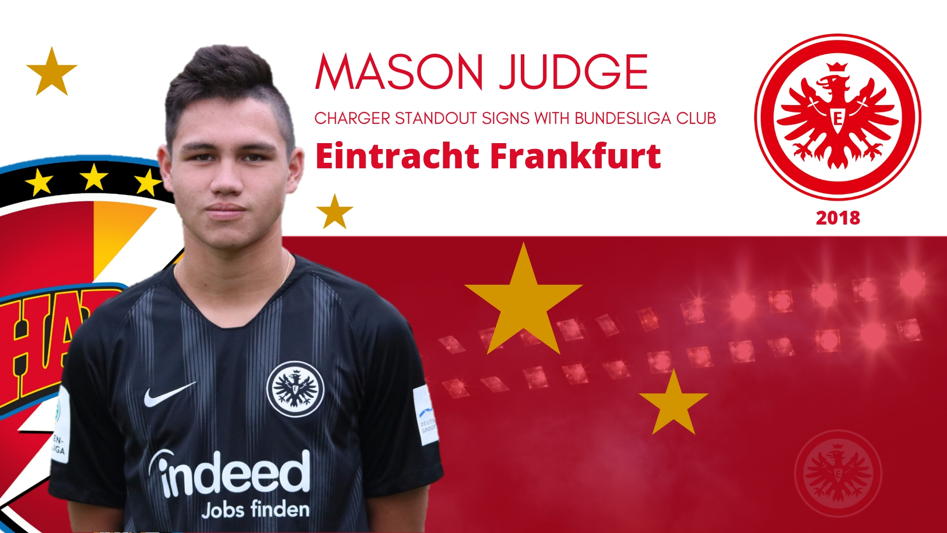 Mason Judge Signs Pro