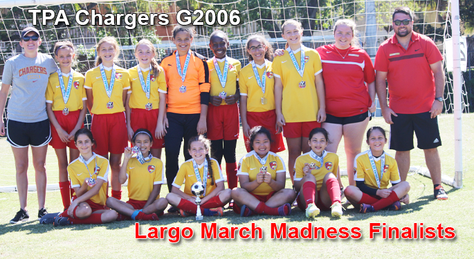TPA G2006 Largo March Madness Finalists