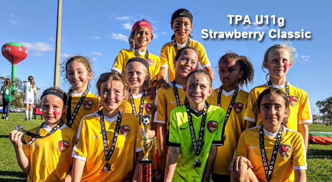 TPA U11g Strawberry Classic